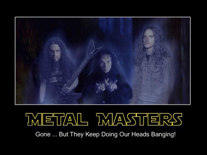 DEATH METAL black heavy poster wallpaper