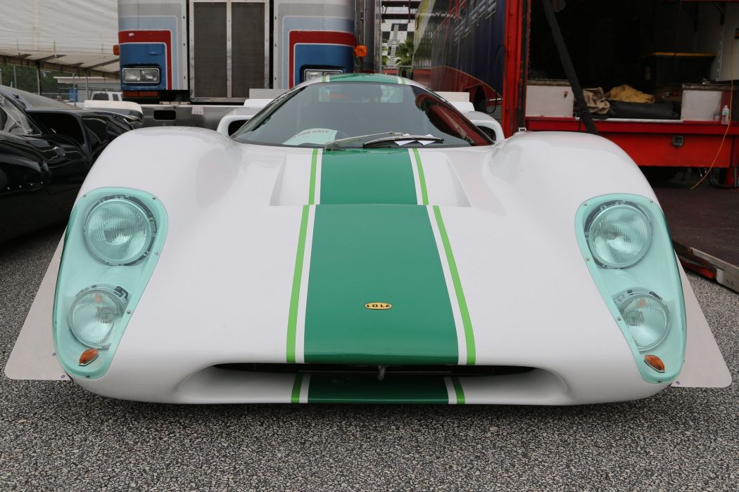 Lola T70 racecars cars classic wallpaper