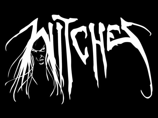 THRASH METAL heavy death black dark evil poster witch wallpaper