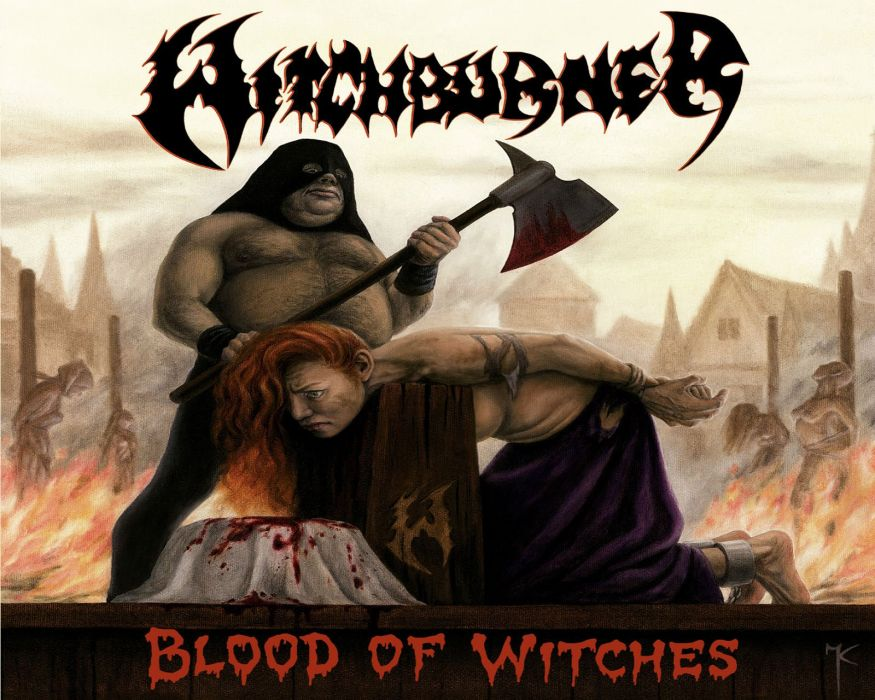 THRASH METAL heavy death black dark evil poster fantasy blood warrior wallpaper