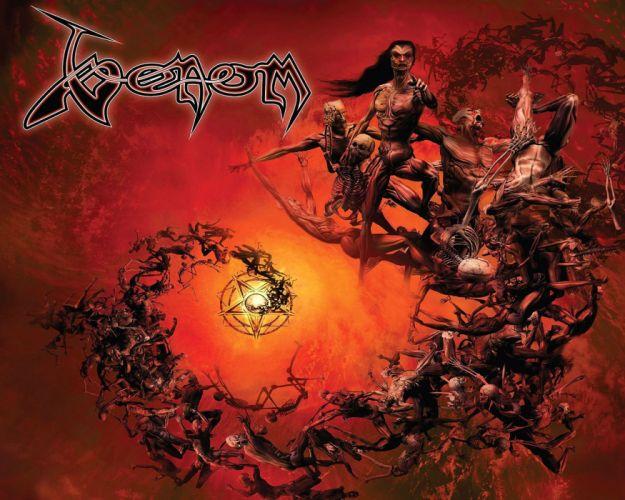 THRASH METAL heavy death black dark evil poster demon satanic satan skull pentagram wallpaper