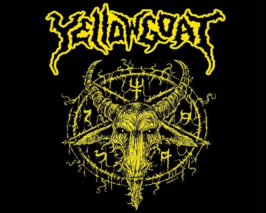 THRASH METAL heavy death black dark horror evil poster satanic satan demon skull occult pentagram wallpaper