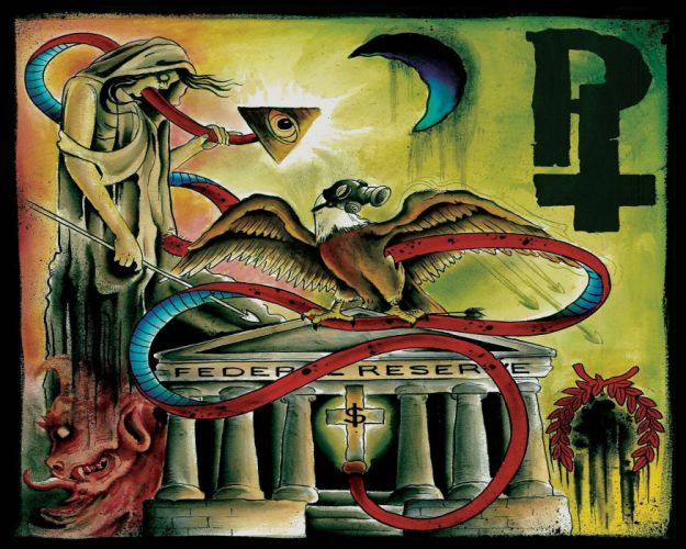 THRASH METAL heavy death black dark horror evil poster apocalyptic wallpaper