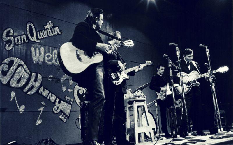 JOHNNY CASH countrywestern country western blues singer 1jcash actor folk rockabilly gospel rock roll guitar concert wallpaper