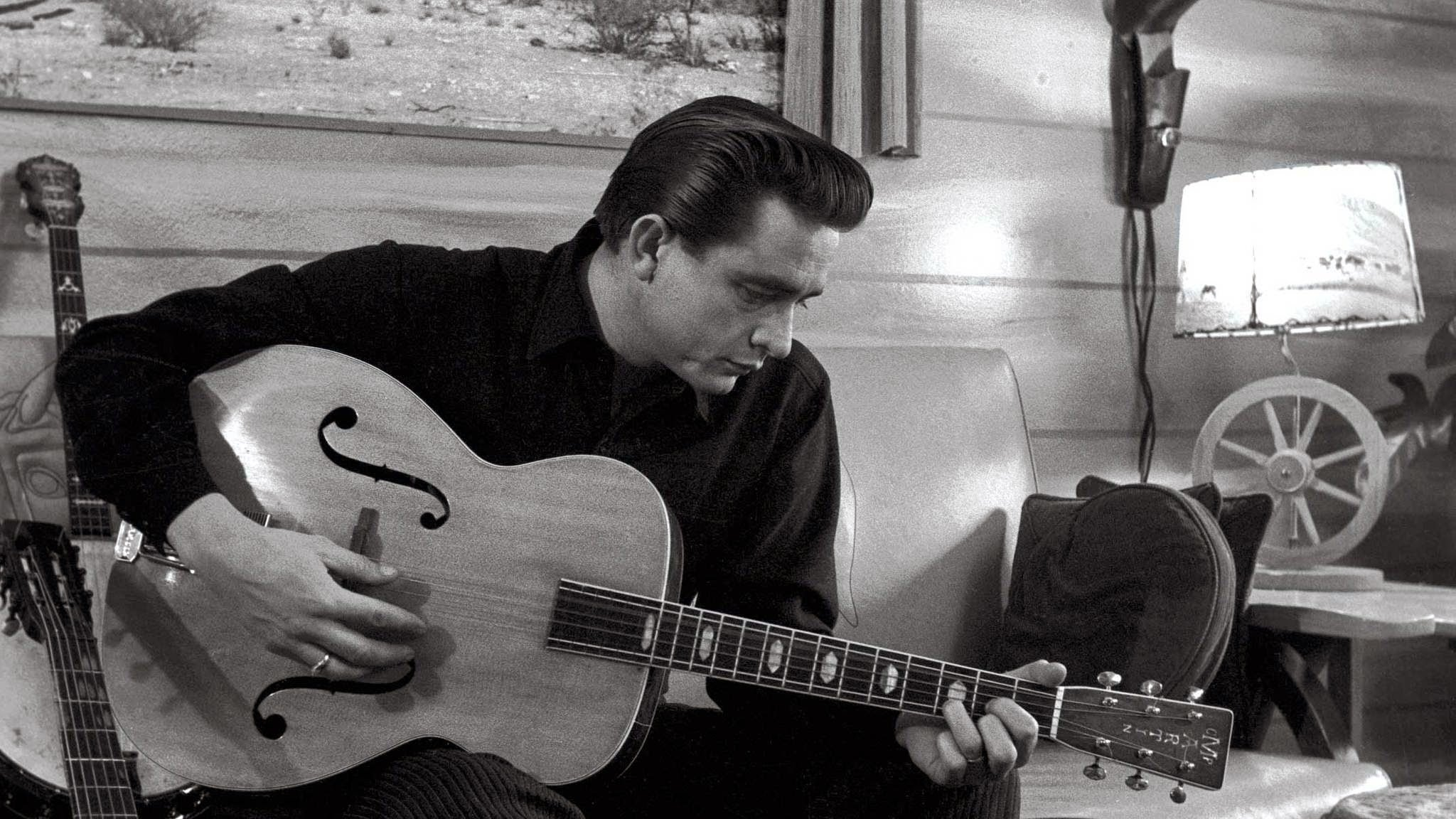 JOHNNY CASH Countrywestern Country Western Blues Singer