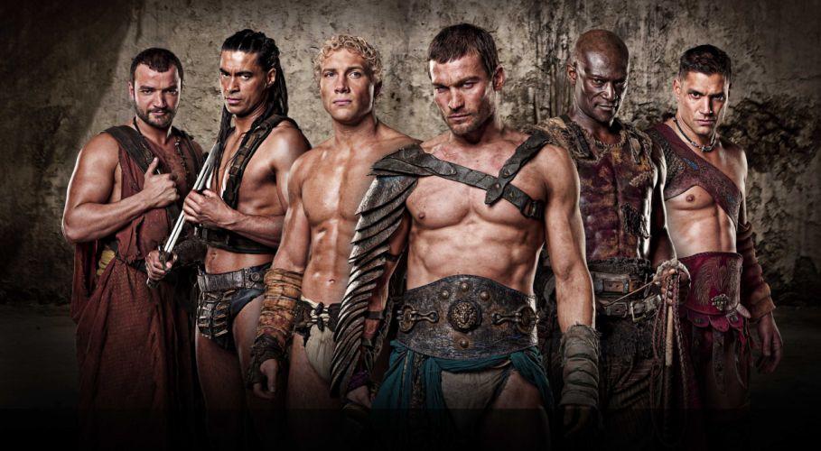 spartacus sangre y arena serie tv biografia historia accion drama wallpaper