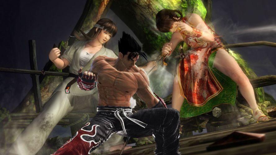 DEAD OR ALIVE Deddo Oa Araibu fighting doa 1dalive action warrior martial ninja arcade wallpaper