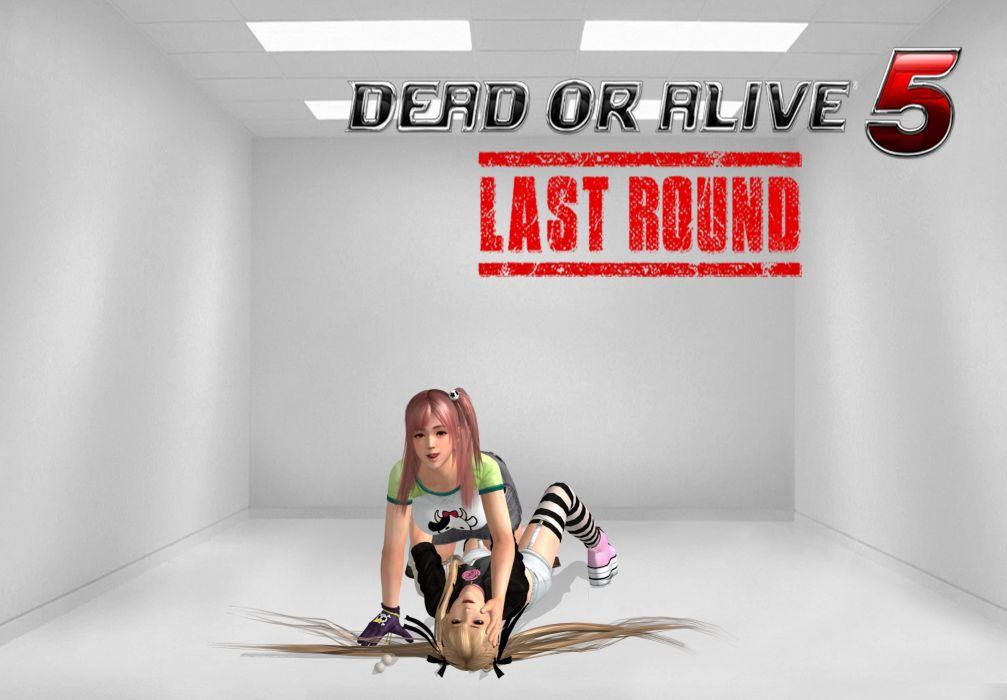DEAD OR ALIVE Deddo Oa Araibu fighting doa 1dalive action warrior martial ninja arcade girl wallpaper