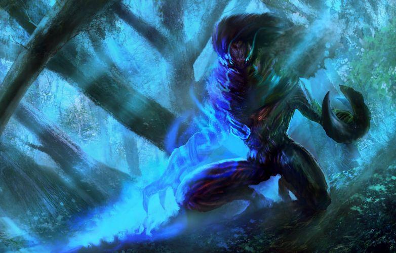 LEGACY OF KAIN action adventure fantasy online fighting vampire warrior 1lok wallpaper