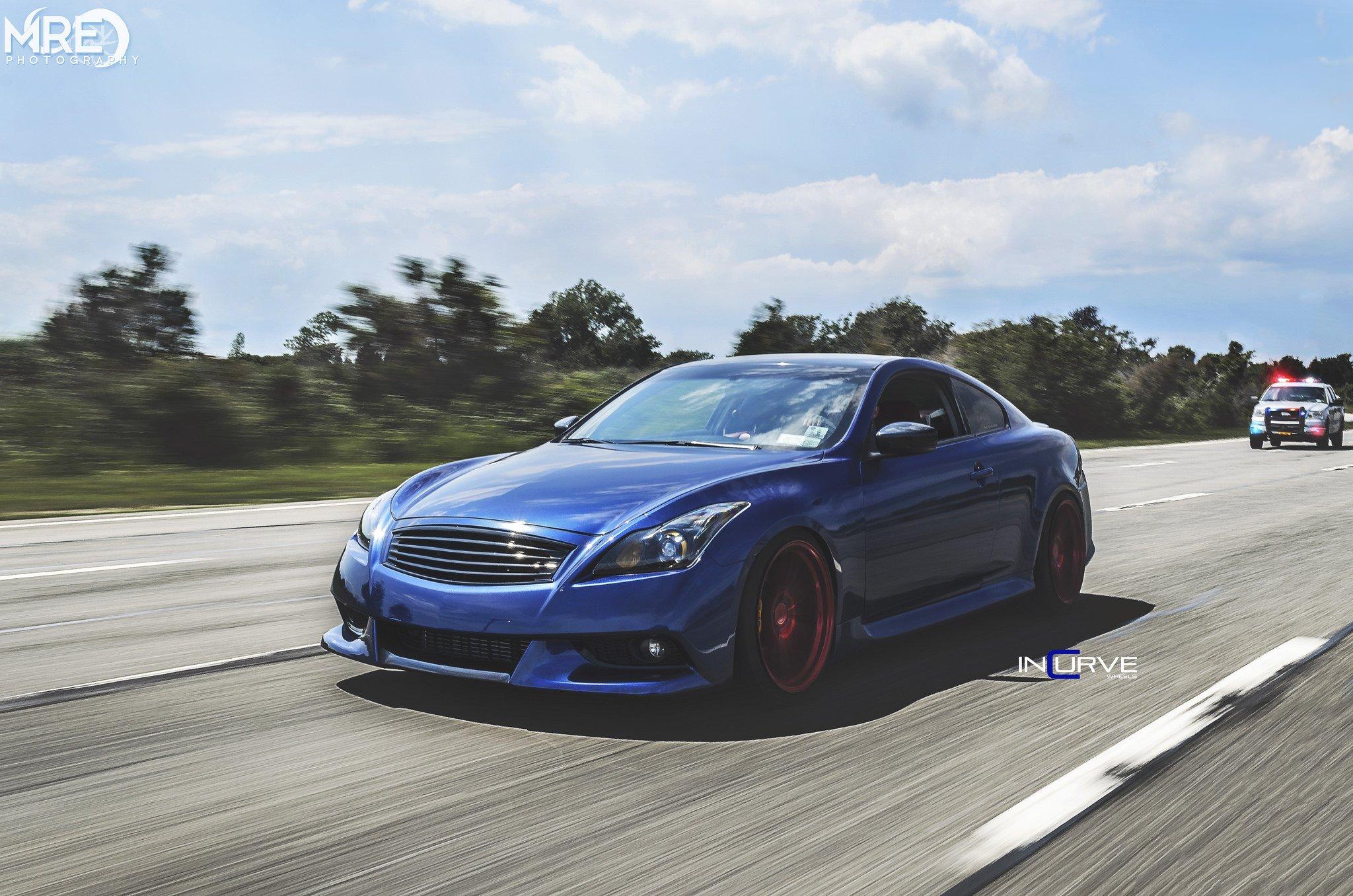 2015 Incurve Wheels Cars Tuning Infiniti G37 Ipl Wallpaper