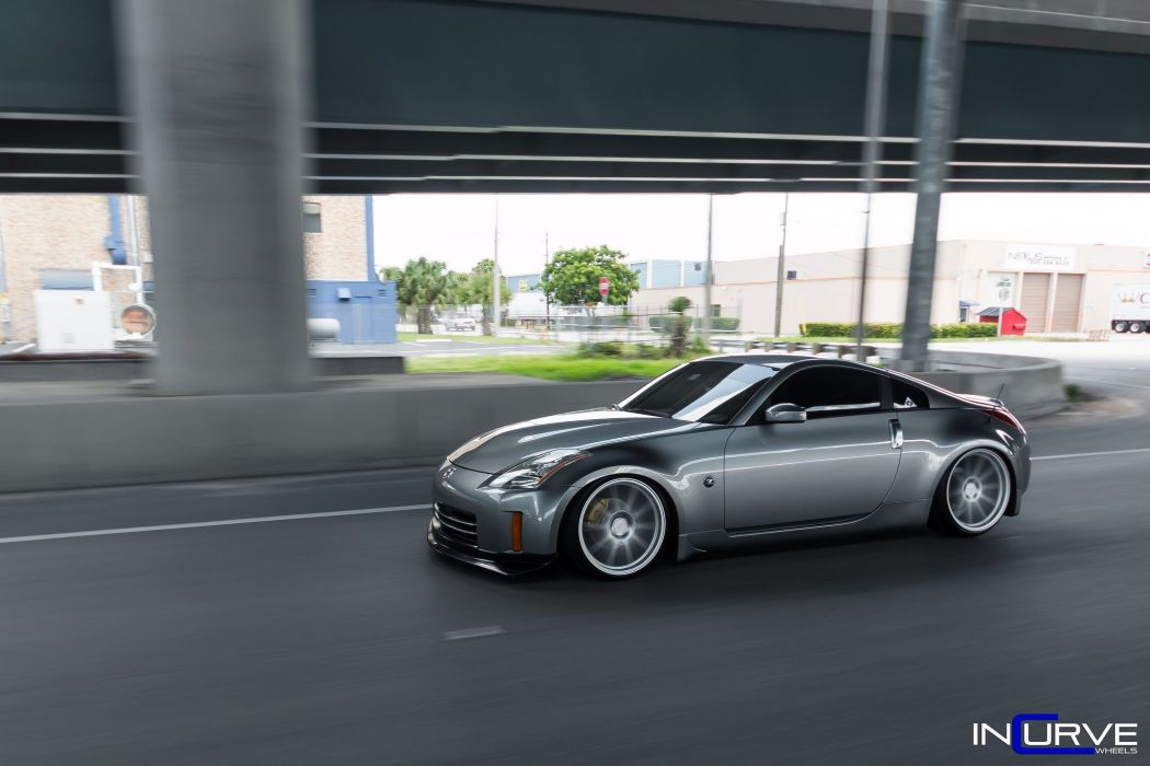 2015 Incurve Wheels cars tuning 350z nissan wallpaper
