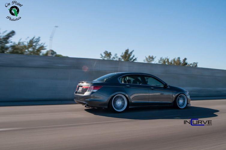 2015 Incurve Wheels cars tuning Honda Accord wallpaper