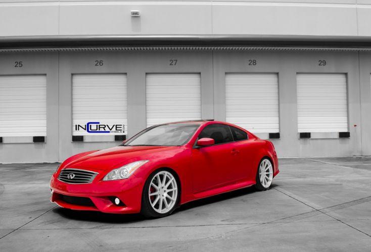 2015 Incurve Wheels cars tuning g37 infiniti wallpaper