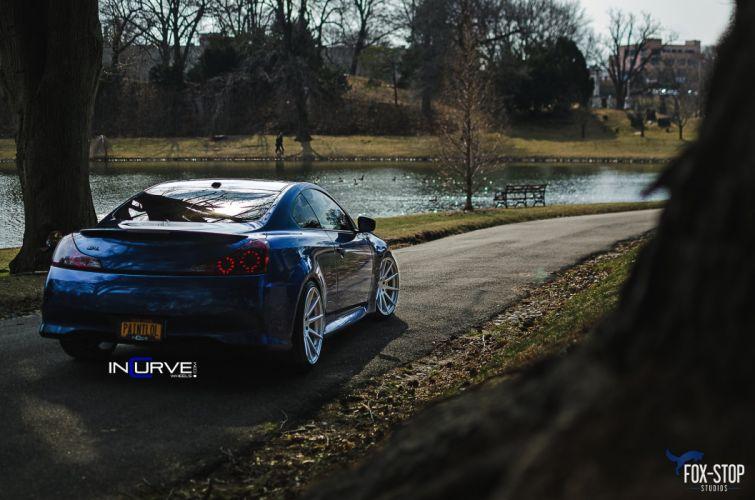 2015 Incurve Wheels cars tuning g37 infiniti ipl wallpaper