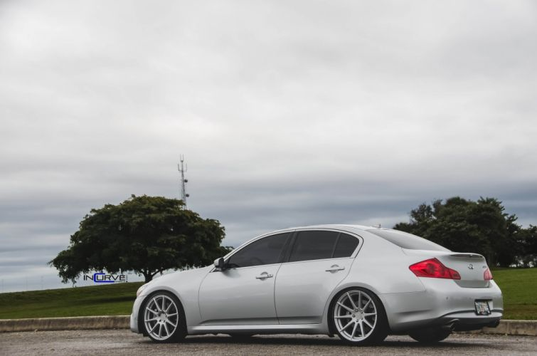 2015 Incurve Wheels cars tuning g37 infiniti sedan wallpaper