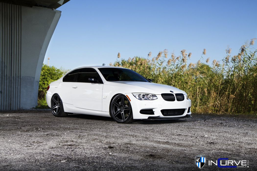 2015 Incurve Wheels cars tuning BMW 335is wallpaper