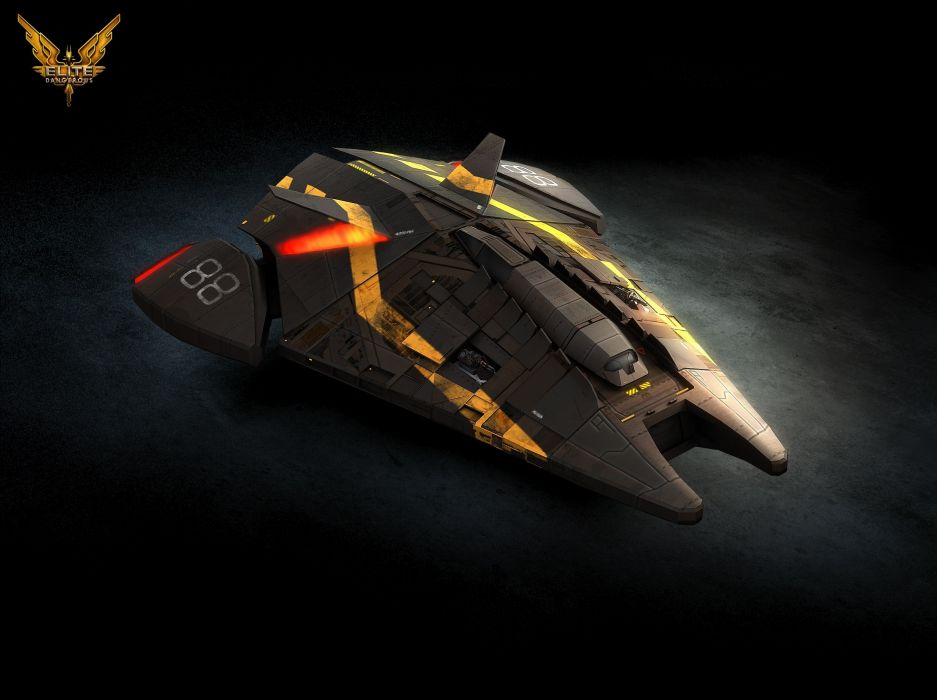 Technics Fantasy Elite Dangerous Games spaceship sci-fi wallpaper
