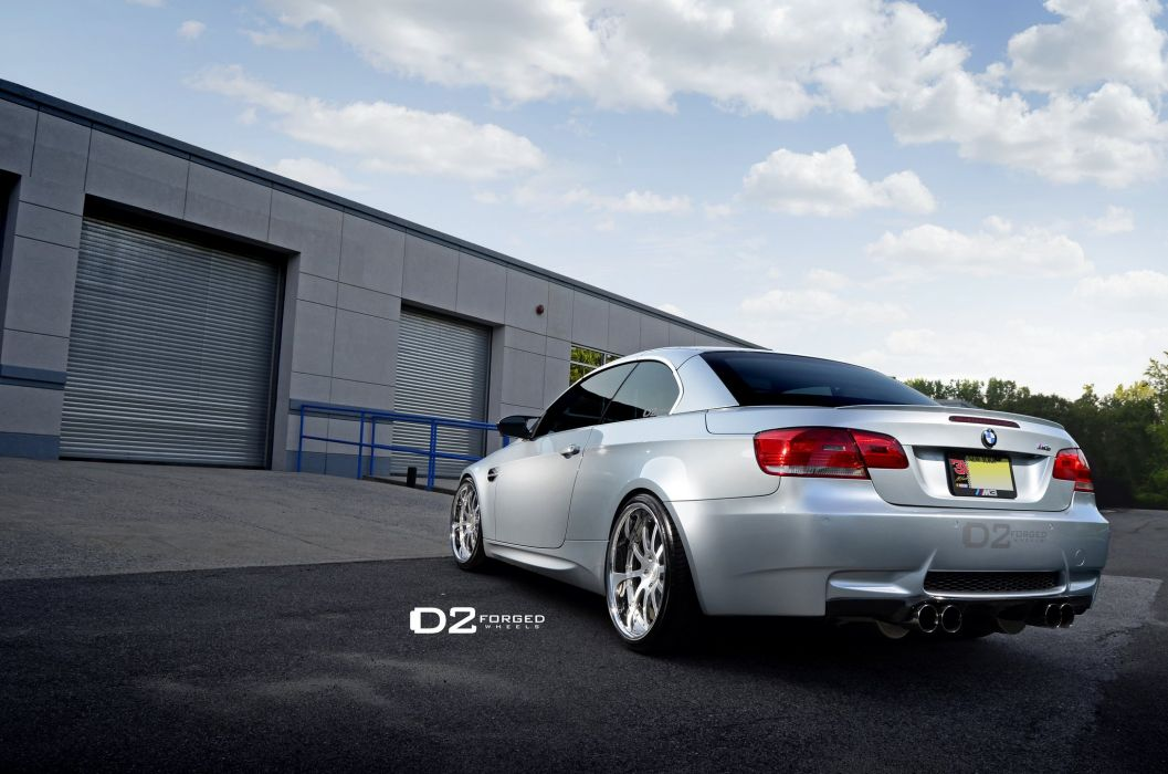 D2FORGED Wheels tuning cars BMW M3 e90 wallpaper