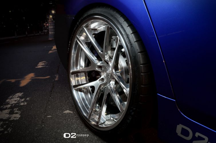 D2FORGED Wheels tuning cars BMW M5 F10 wallpaper