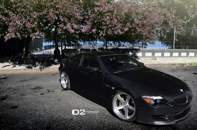 D2FORGED Wheels tuning cars bmw m 6 coupe wallpaper