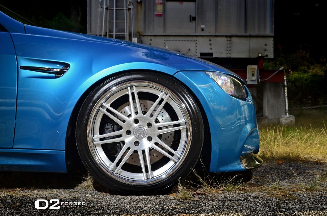 D2FORGED Wheels tuning cars bmw E92 m 3 wallpaper