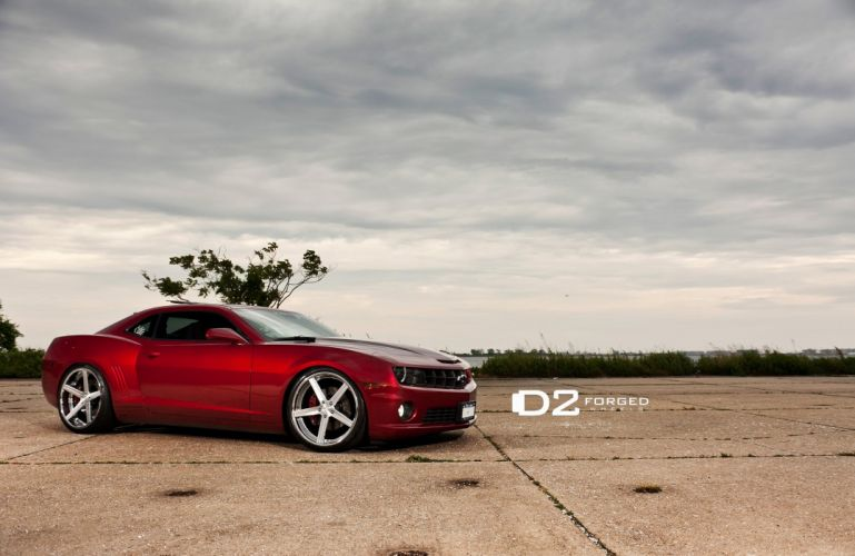 D2FORGED Wheels tuning cars chevrolet camaro wallpaper