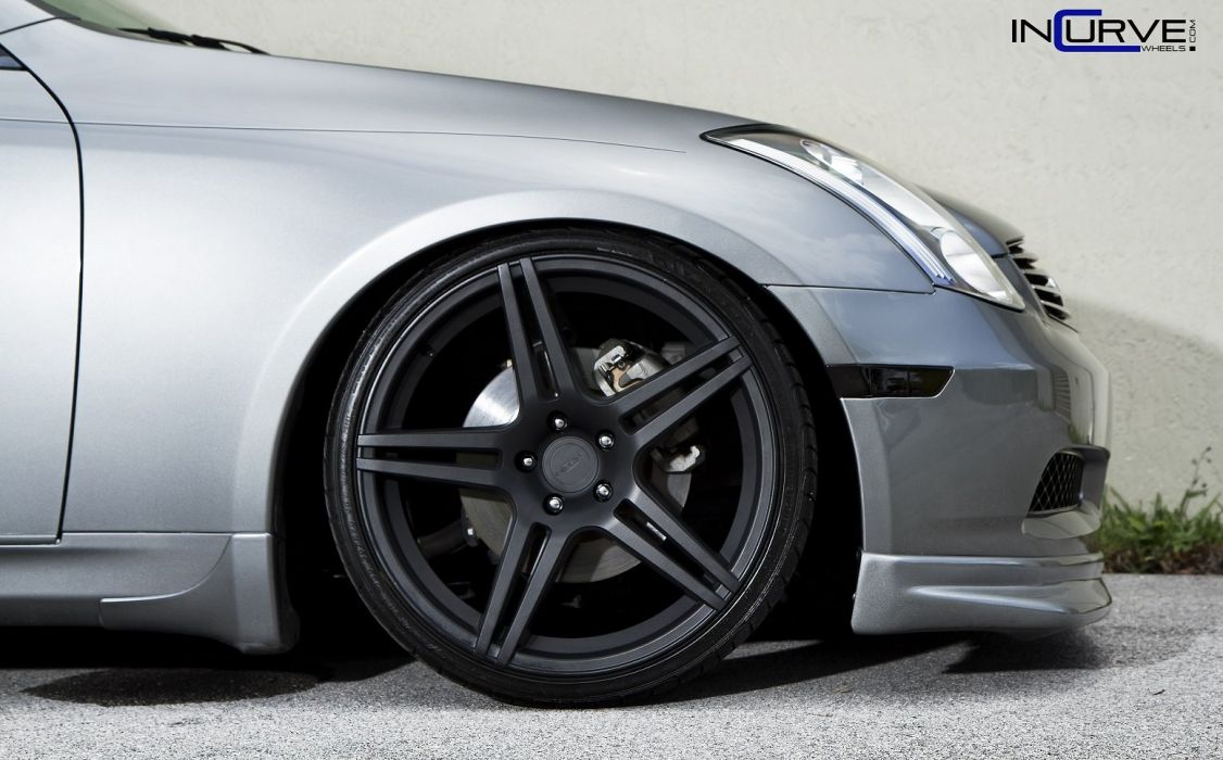 infiniti Incurve g35 Tuning wheels wallpaper