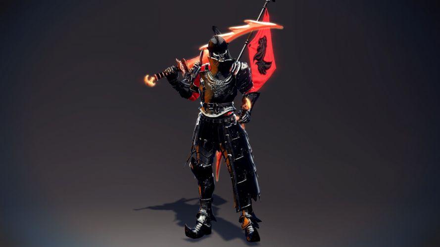 VINDICTUS fantasy mmo rpg action fighting 1vind online Mabinogi Heroes adventure warrior wallpaper