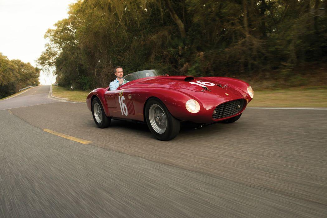 1951 Ferrari 340 America cars Scaglietti Barchetta racecars classic wallpaper