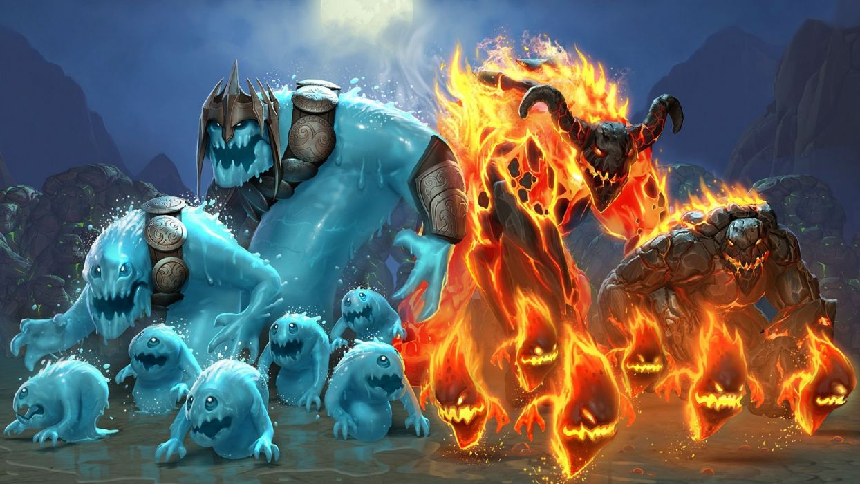 ORCS MUST DIE fantasy fighting strategy action simulator 1omd tower defense warrior orc magic wallpaper