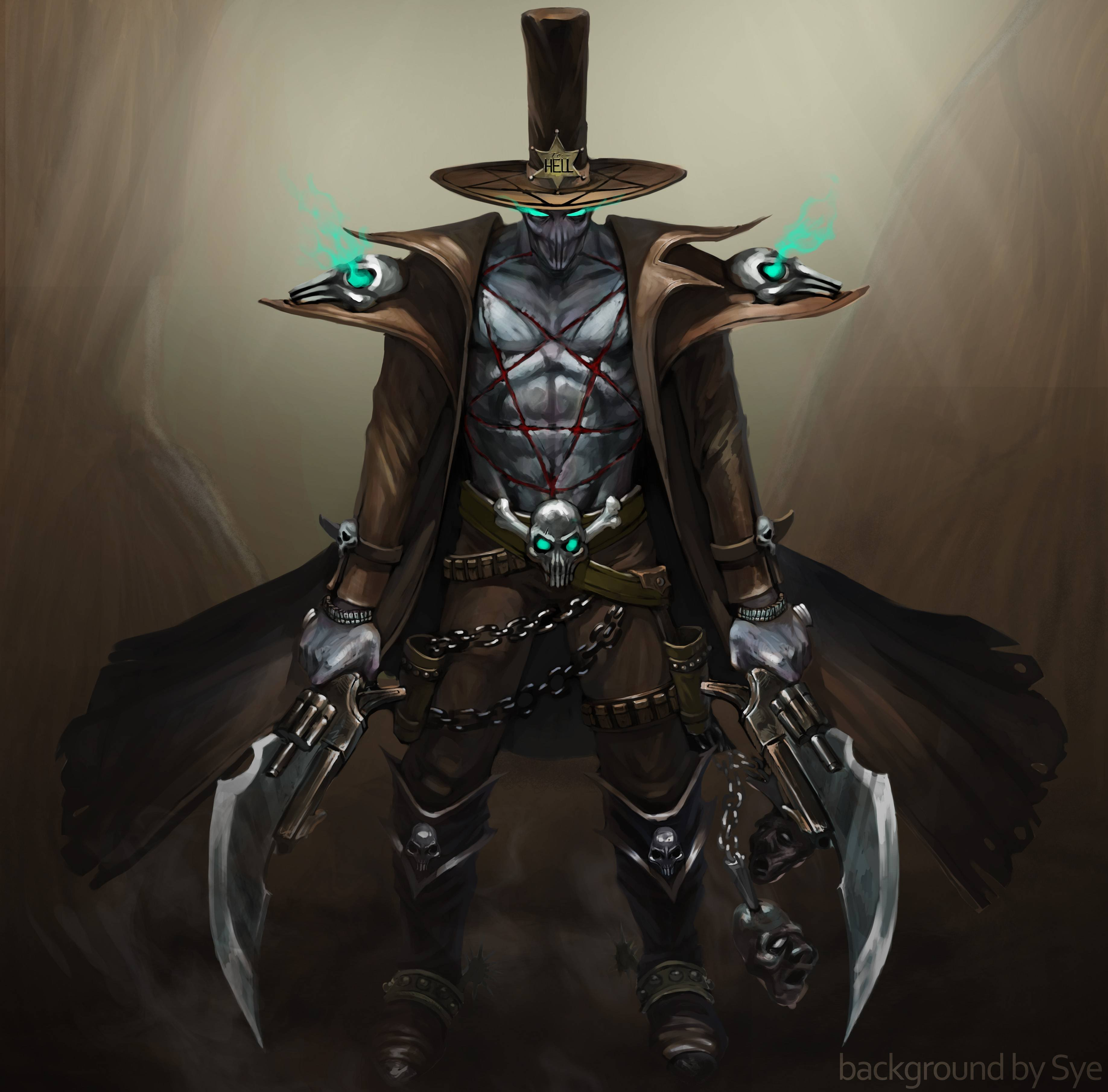 heroes of newerth warrior - photo #18