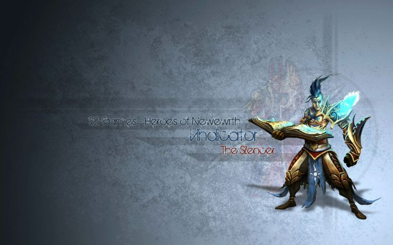 HEROES Of NEWERTH arena mmo online fighting fantasy 1hon moba action hon warrior sci-fi wallpaper