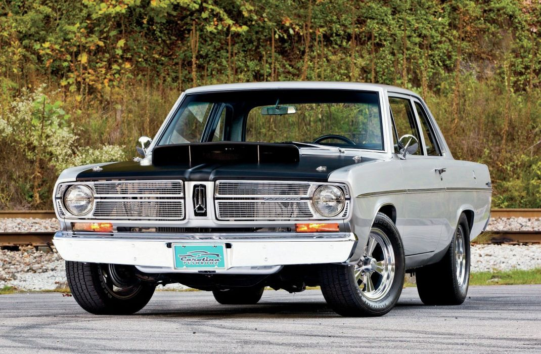 1967 Plymouth valiant Street Rod Hot Muscle USA 2048x1340 (2) wallpaper