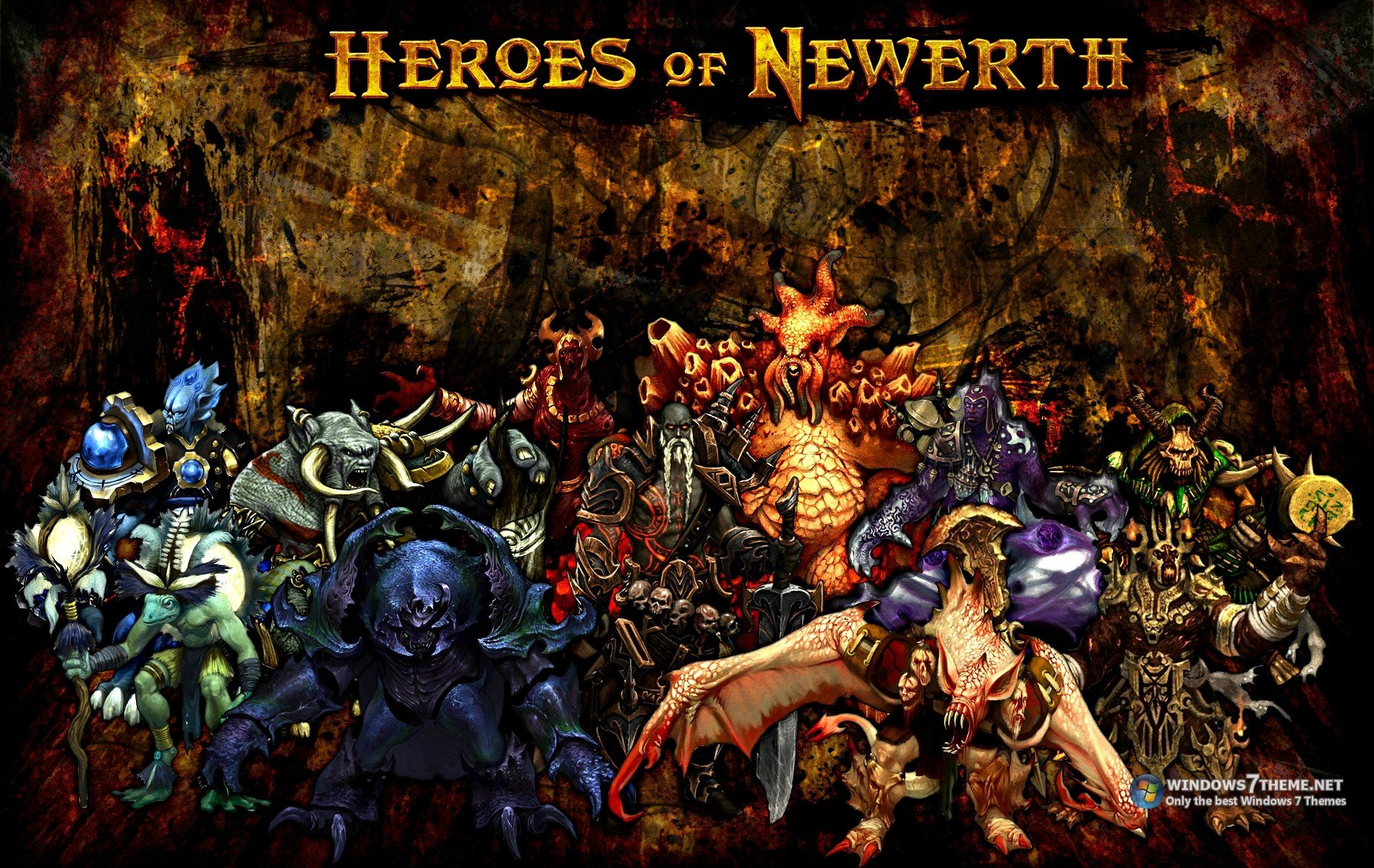 heroes of newerth warrior - photo #15