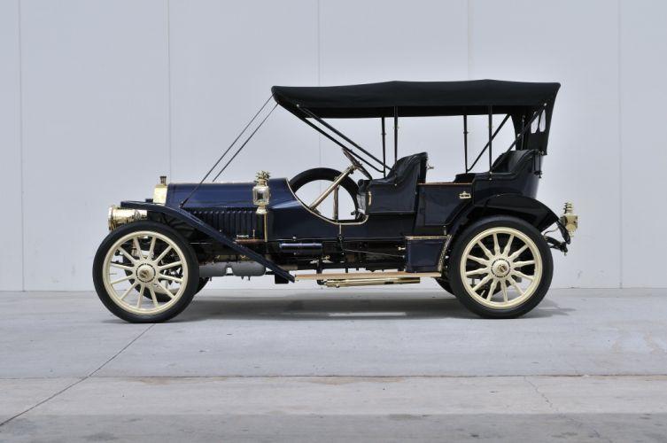 1909 Locomobile Model 40 Toy Tonneau Classic USA 02 wallpaper