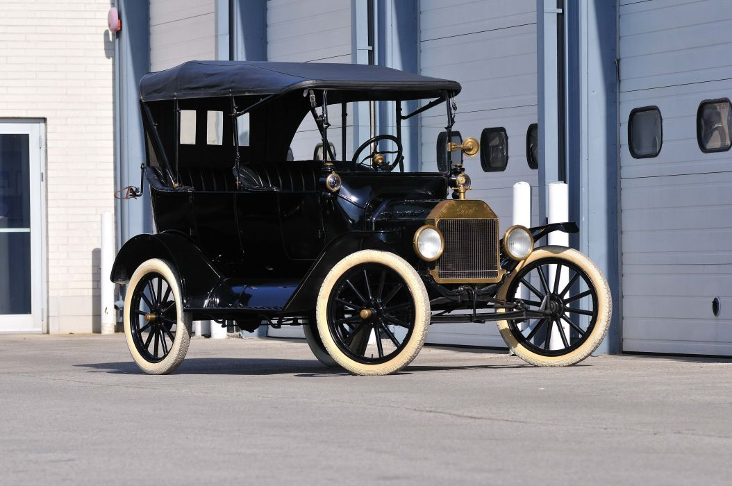 1915 Ford ModelT Touring Classic USA 4288x2848 01 wallpaper