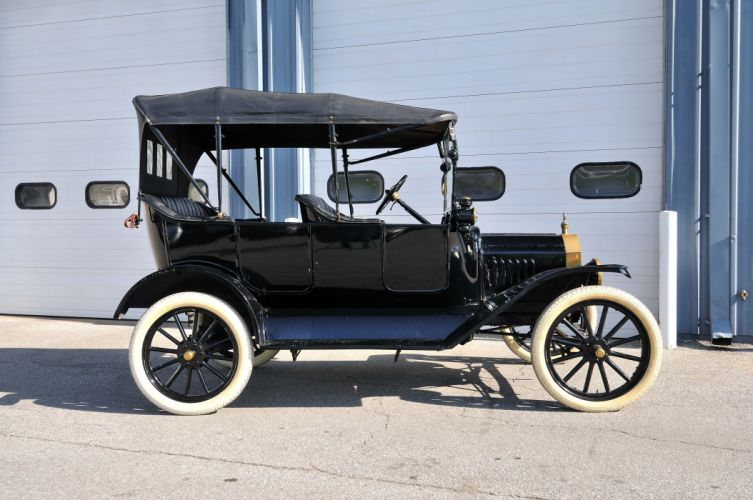 1915 Ford ModelT Touring Classic USA 4288x2848 02 wallpaper