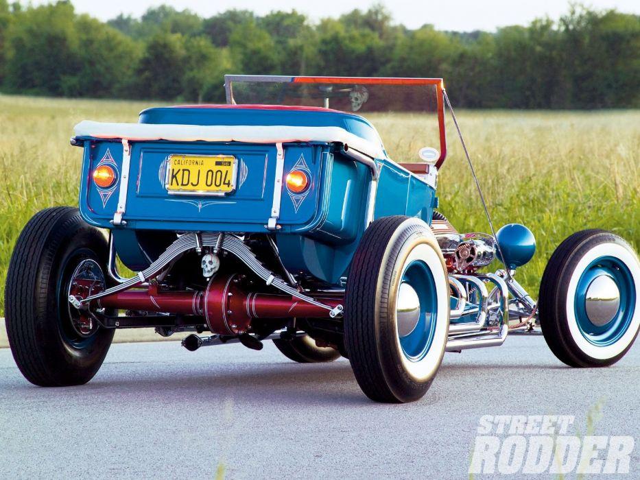 1922 Ford ModelT Tbucket Hotrod Hot Rod Custom USA 1600x1200 (2) wallpaper
