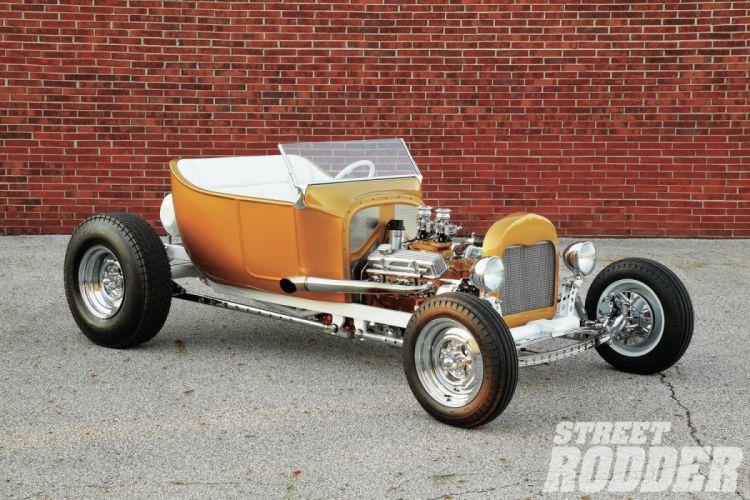 1923 Ford ModelT Tbucket Hotrod Hot Rod Custom USA 1600x1200 (7) wallpaper