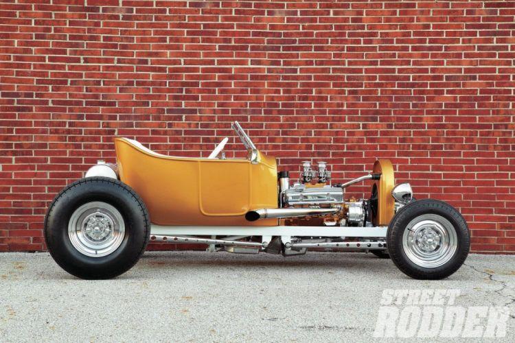1923 Ford ModelT Tbucket Hotrod Hot Rod Custom USA 1600x1200 (8) wallpaper