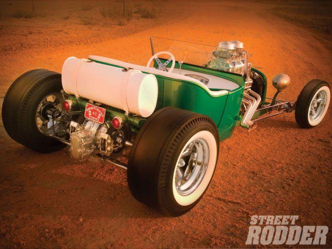 1924 Ford ModelT Tbucket Hotrod Hot Rod Custom USA 1600x1200 (2) wallpaper