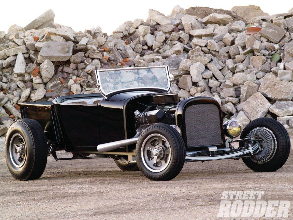1925 Dodge Tbucket Hotrod Hot Rod Custom USA 1600x1200 (1) wallpaper