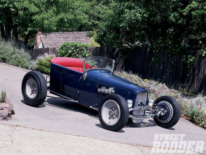 1926 Ford ModelT Tbucket Hotrod Hot Rod Custom USA 1600x1200 (3) wallpaper