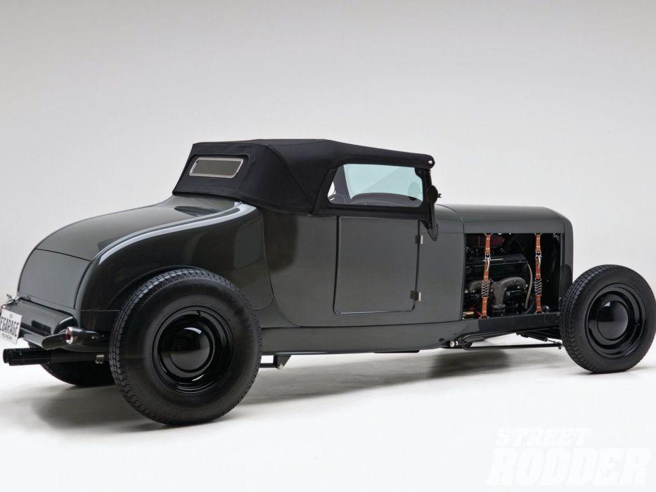 1927 Ford ModelT Roadster Hotrod Hot Rod Custom USA 1600x1200 (15) wallpaper
