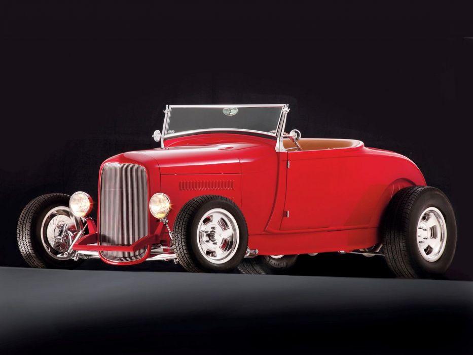1929 Ford ModelA Highboy Roadster Hotrod Hot Rod USA 1600x1200 (01) wallpaper