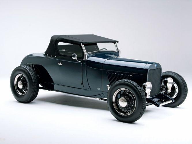 1929 Ford ModelA Highboy Roadster Hotrod Hot Rod USA 1600x1200 (09) wallpaper