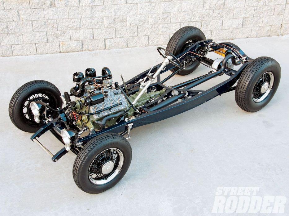1929 Ford ModelA Highboy Roadster Hotrod Hot Rod USA 1600x1200 (12) wallpaper
