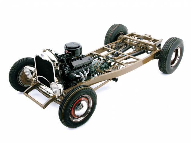 1929 Ford ModelA Phantom Hotrod Hot Rod USA 1600x1200 (03) wallpaper