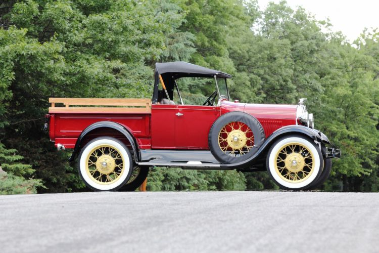 1929 Ford Pickup Roadster Classic USA 5184x3456 03 wallpaper