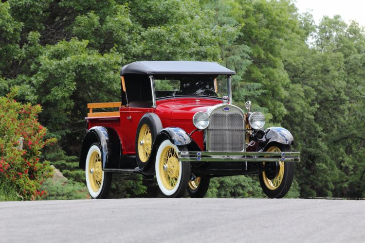 1929 Ford Pickup Roadster Classic USA 5184x3456 01 wallpaper